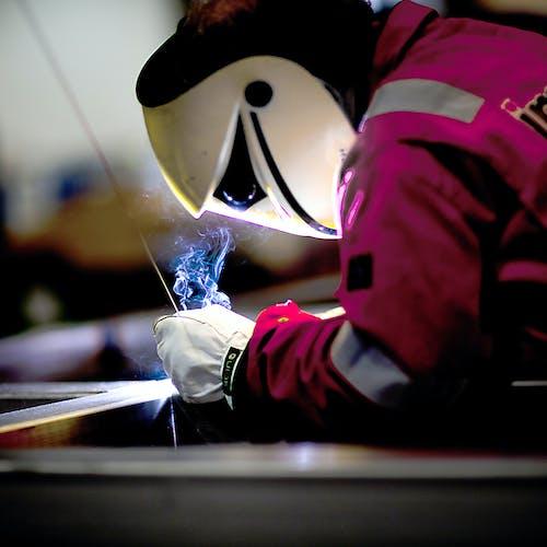 Workshop welding 2