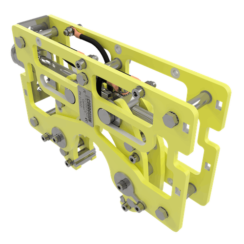 Caiman Earthing Clamp Product Sheet 02