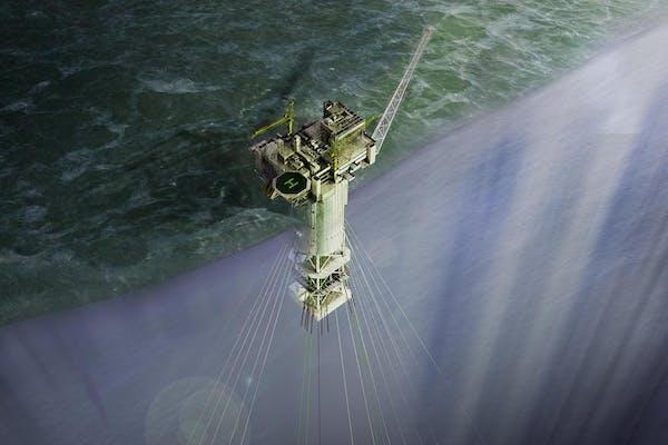 Imenco Nautronix Field Wide Subsea Positioning Aasta Hansteen Field