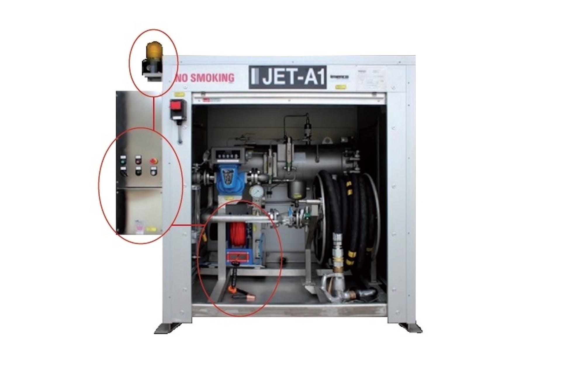 Automatic Interlock Bonding Safety System-001