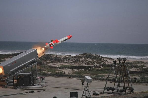 Imenco designed and produced the fuelling system for KDA's Naval Strike Missiles