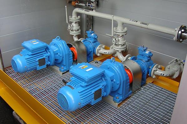 Aviation pump