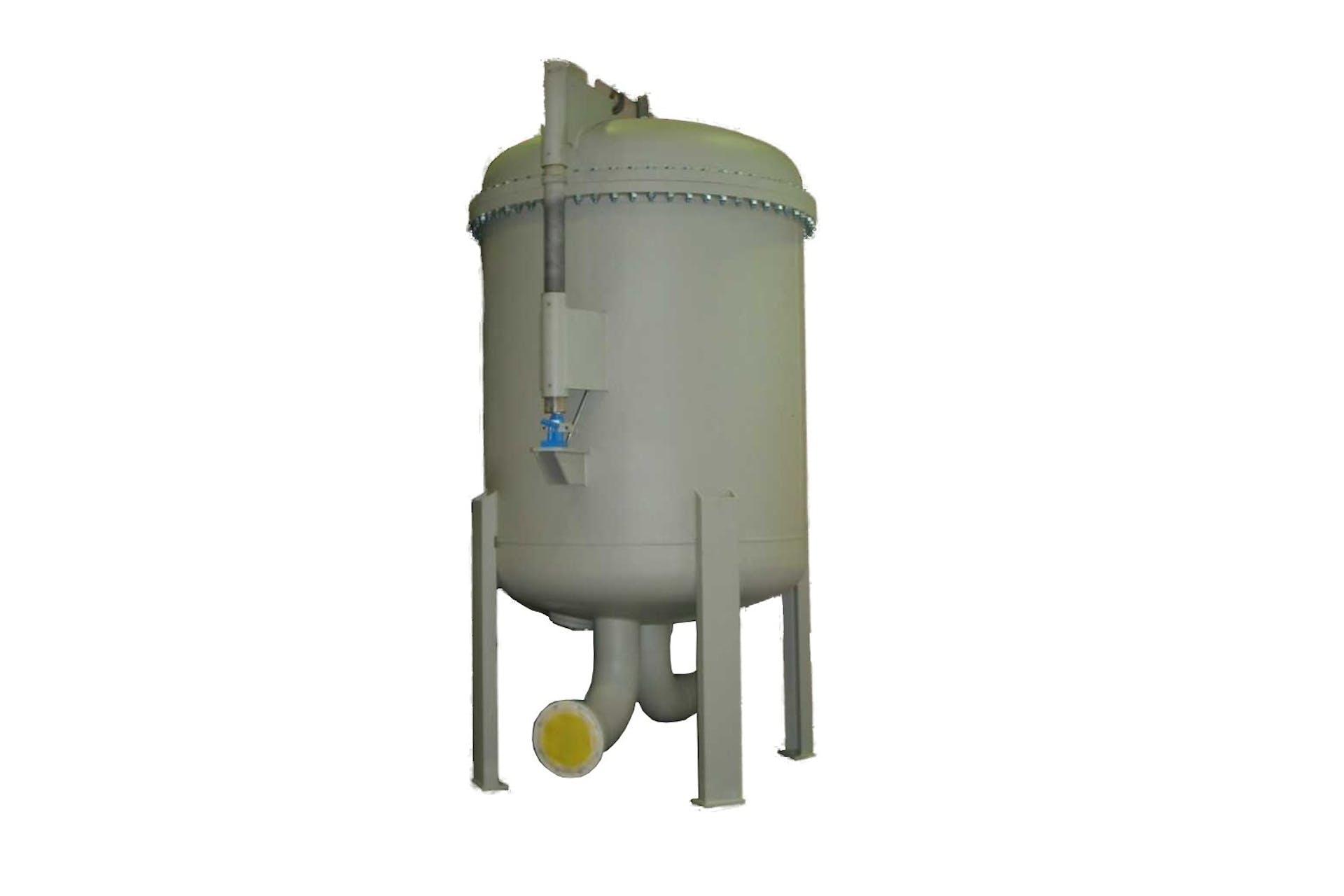 Faudi Clay Filter Vessel