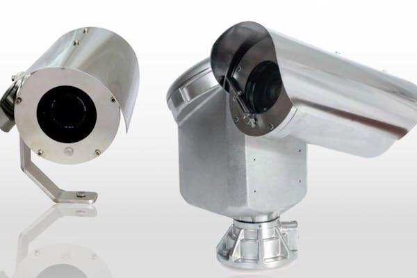 Imenco IH Hazardous Area Fixed & PTZ Cameras (3)