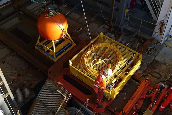 Imenco Nautronix NASNet-Onboard-Subsea Position System