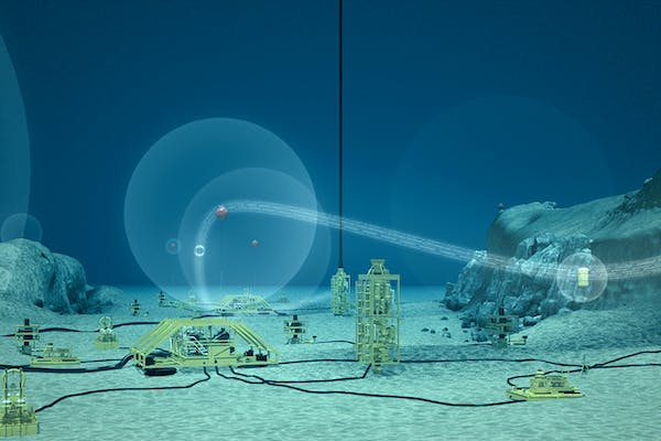 Nautronix, through-water digital acoustic communication and positioning systems, and a full range of survey services