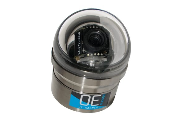 OE14-212 213 Colour Zoom, Rotate and Tilt (ZRAT) Camera