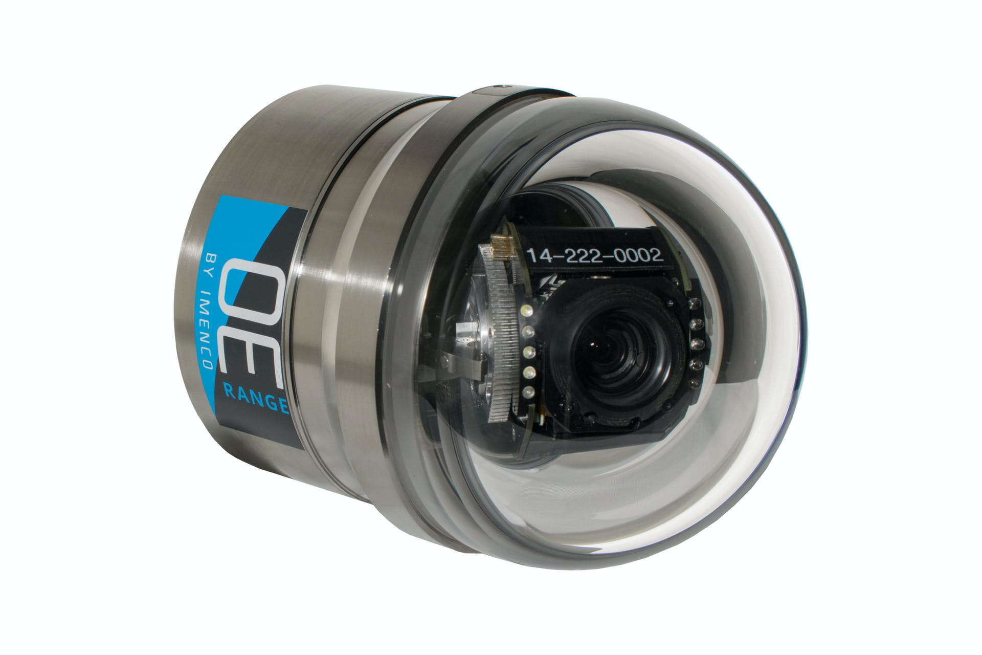 OE14-222-223 Colour Zoom, Rotate and Tilt (ZRAT) Camera