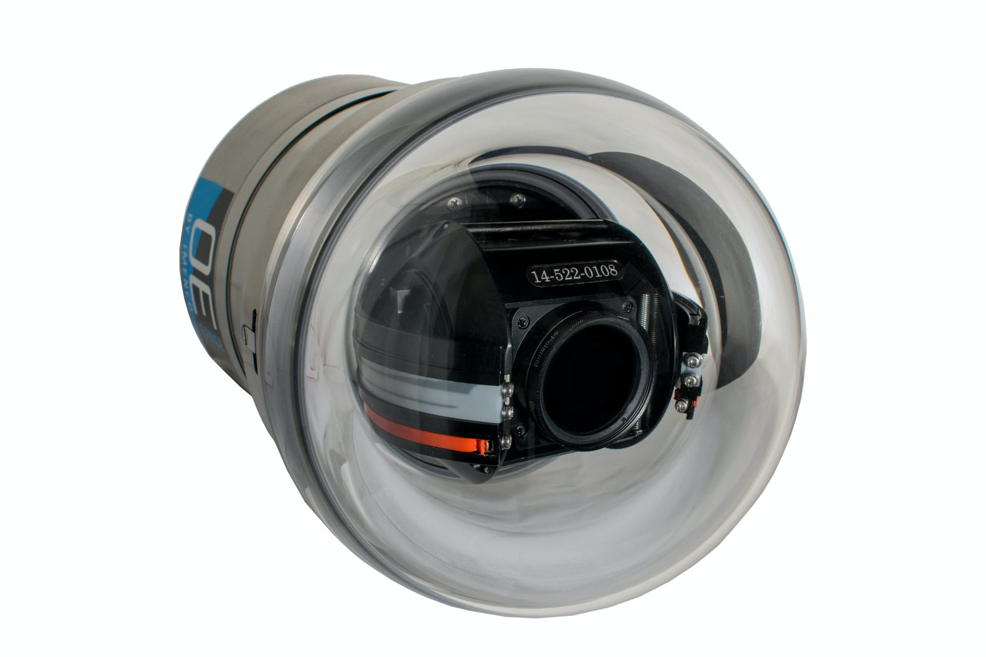 High Definition Pan and Tilt Zoom (PATZ) Colour Camera