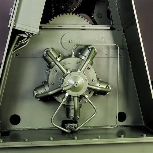 Imenco Bauer hydraulic motor HMB5 92