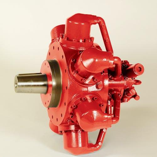 Imenco Bauer hydraulic motor HMB7
