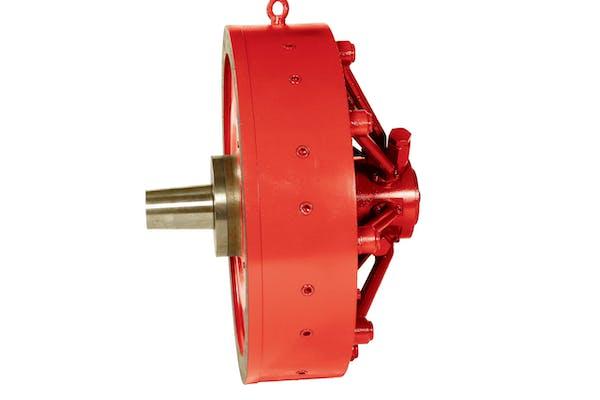 Imenco Bauer hydraulic motor HMH