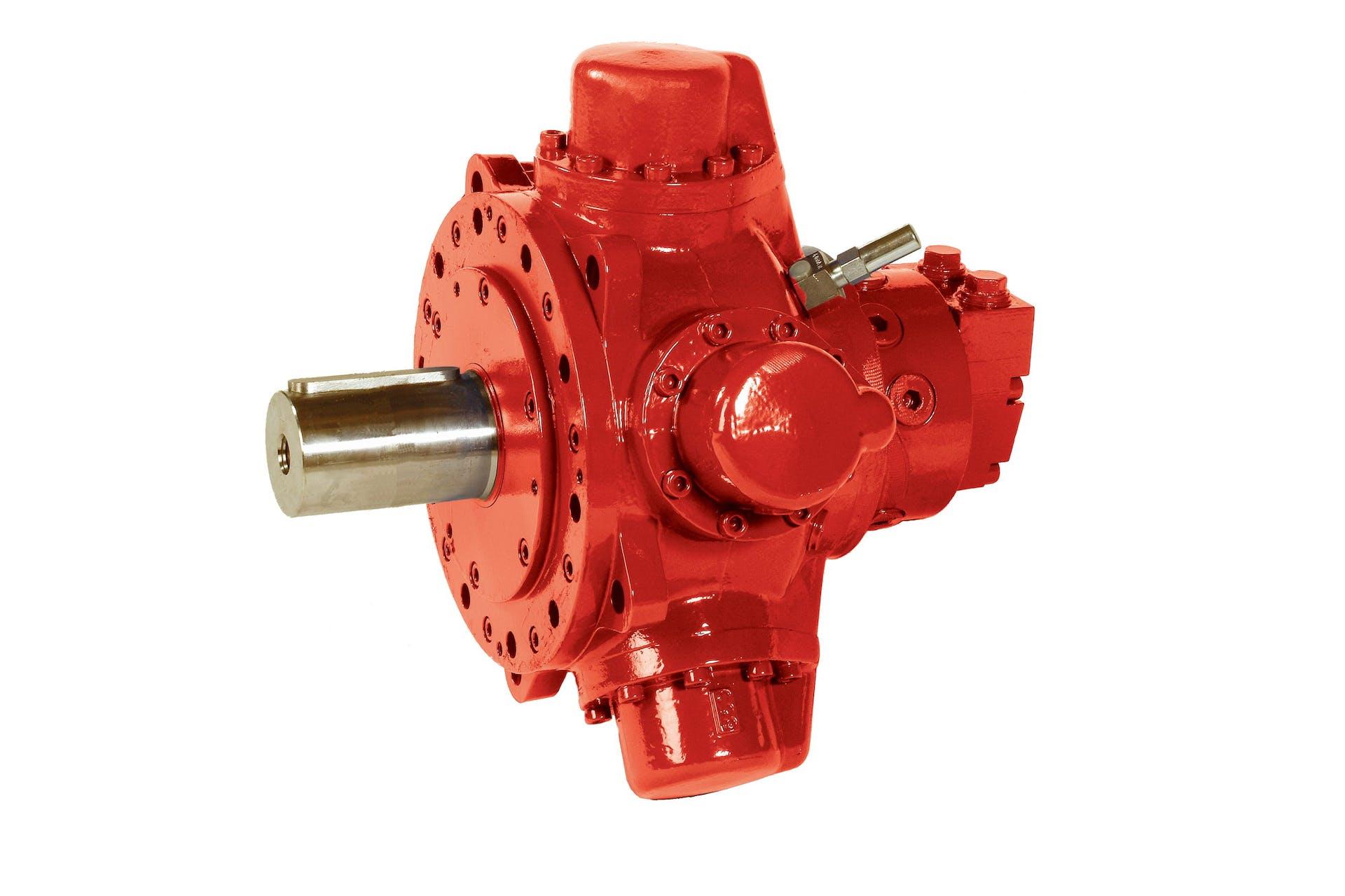Imenco Bauer hydraulic motor HML