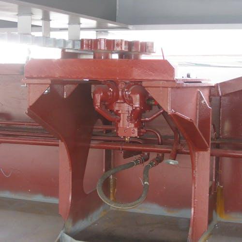 Imenco bauer hydraulic motor HMB 64