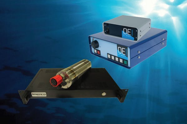 Imenco camera subsea control units