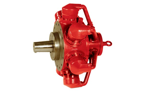 Imenco hydraulic motor Bauer HMB5 stor web