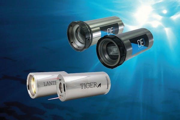 Imenco subsea cameras stills flash