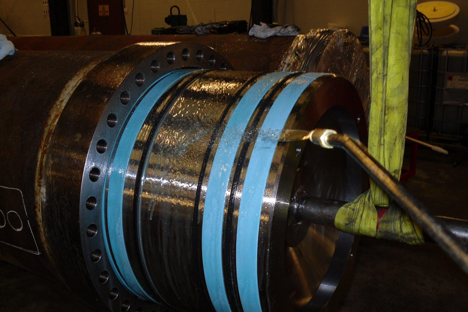 Imenco Bauer Service Hydraulic Cylinder