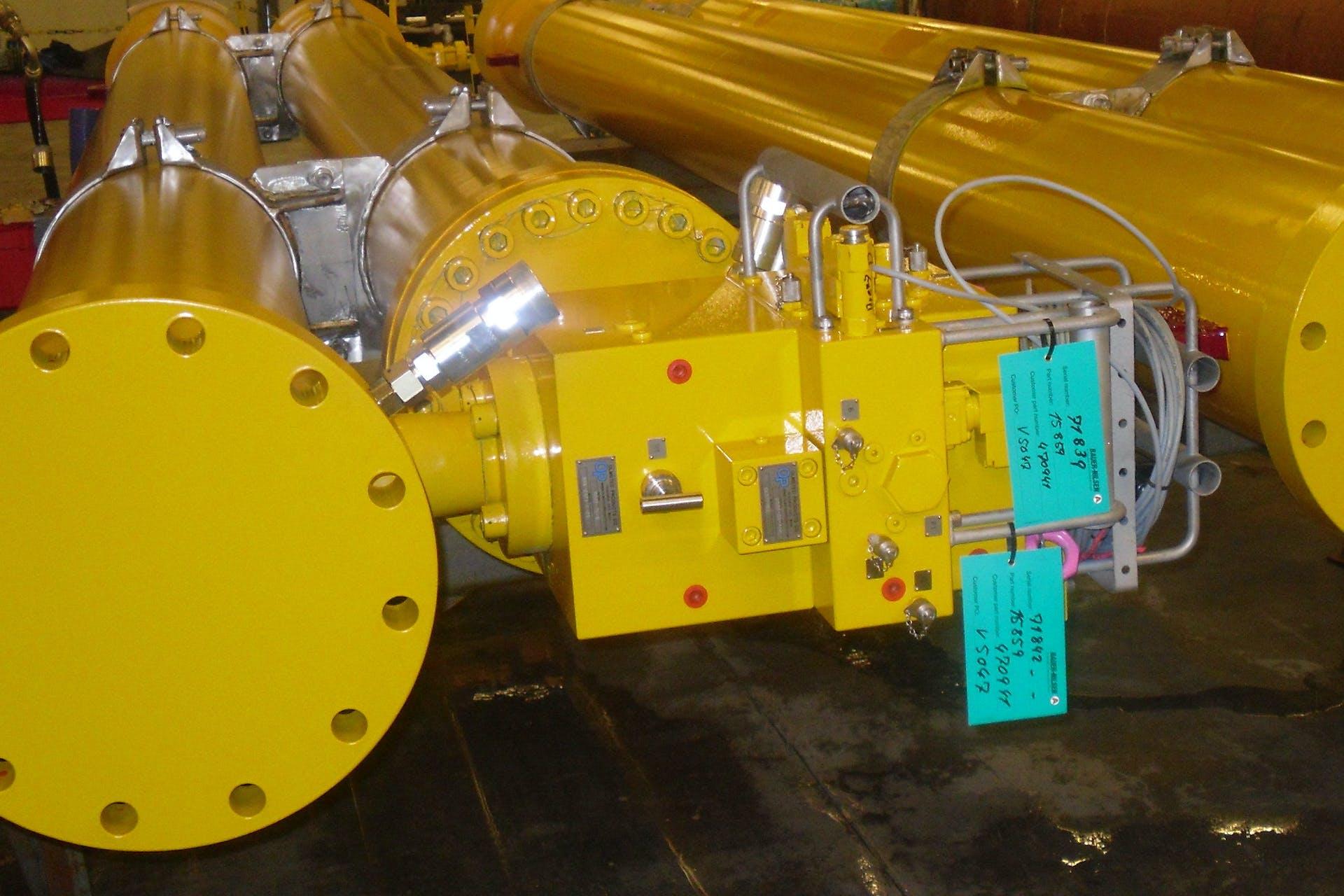 Sylinder & akkumulator med ventil-001