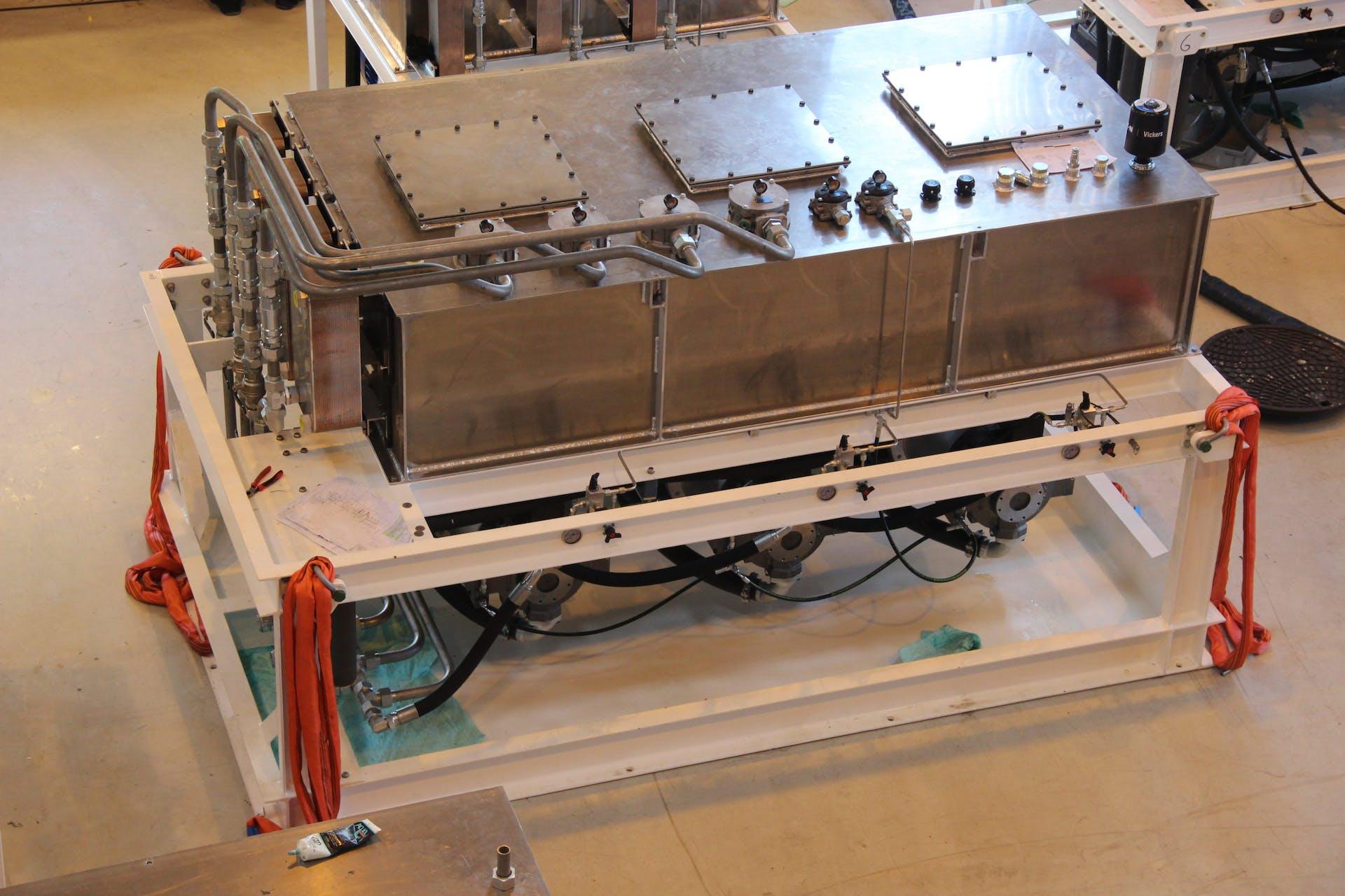 Hydraulic Power Unit System