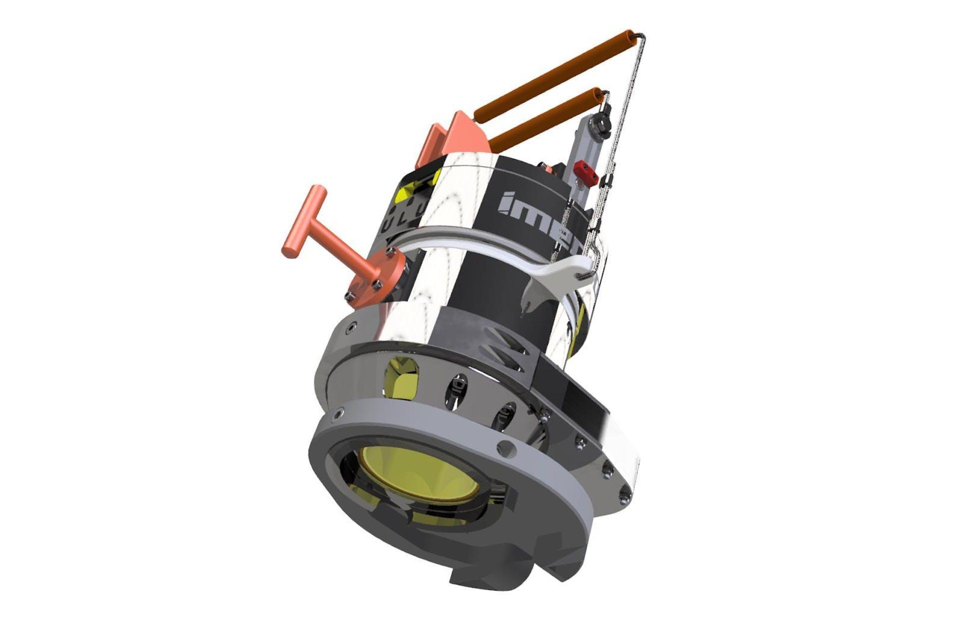ROV tool for bolt tensioning