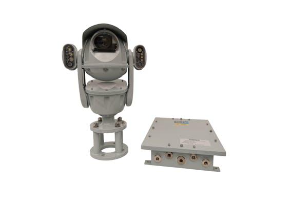 0527-6010 Naval PTZ Camera Station