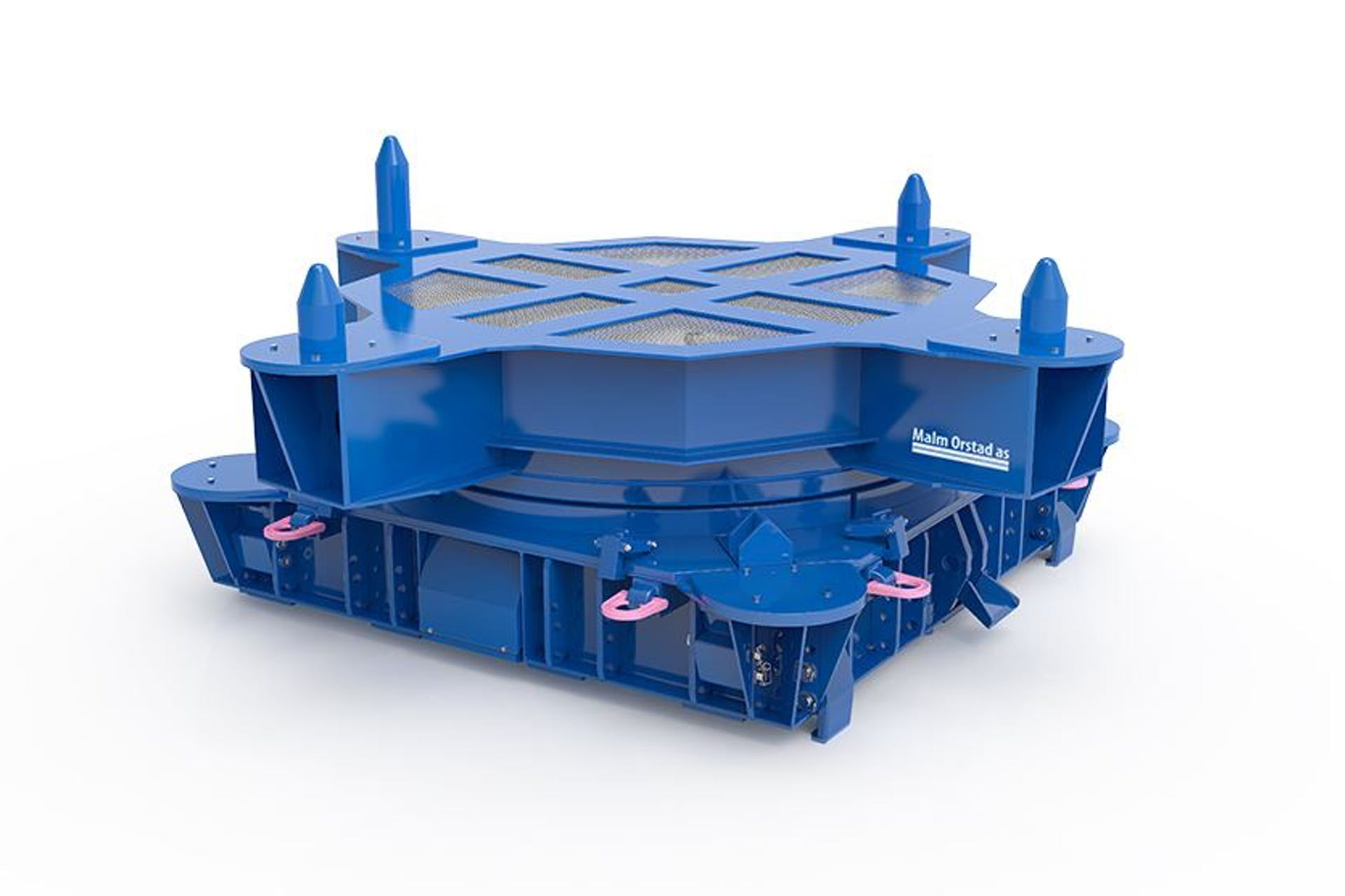 skid-unit-with-turntable-claw-type